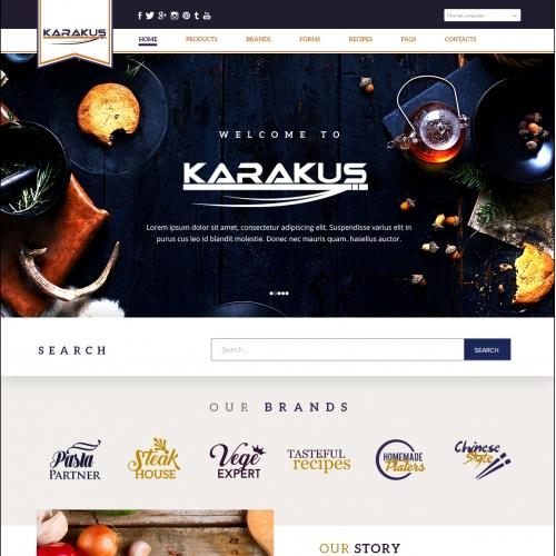 Karakus Web Design